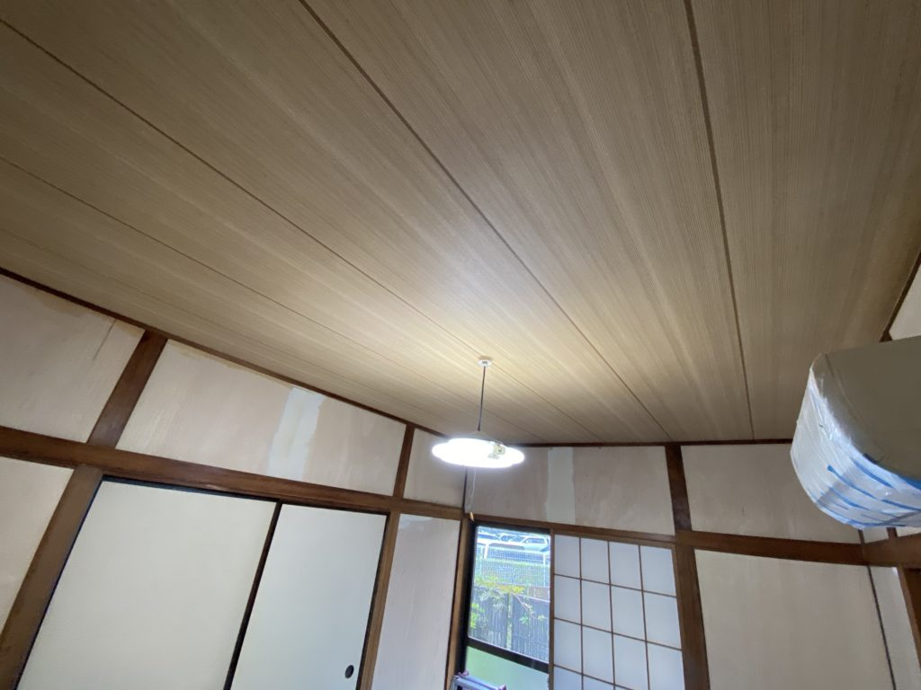 和室の天井 Wall Craft